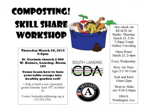 Composting Skill Share Workshop
