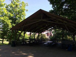 Moores Park Pavilion